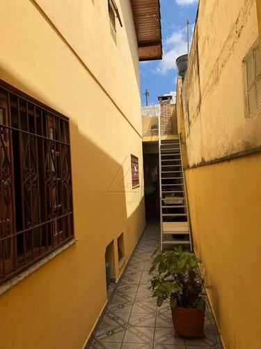 Sobrado Com 3 Dorms, Jardim Monte Kemel, São Paulo - R$ 630 Mil, Cod: 2578 - A2578