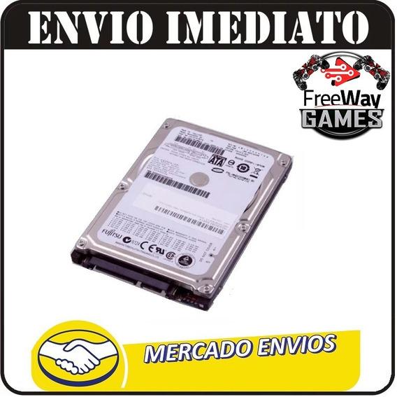 Hd Fujitsu 320 Gb Sata Notebook - Mhz2320bh G2 + Nf