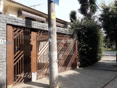 Sobrado Com 3 Dormitórios Para Alugar, 226 M² Por R$ 2.340/mês - Parque Novo Mundo - São Paulo/sp - So0191