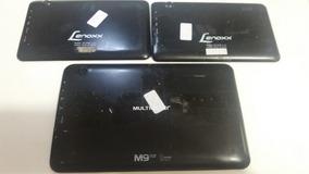 Lote De 9 Tampas De Tablet E Outros Componentes #2172