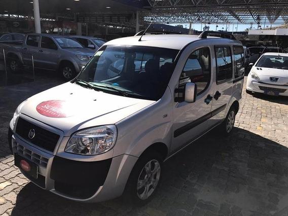 Fiat Doblo 1.8 Mpi Essence 7l 16v Flex 4p Mec 2016/2017