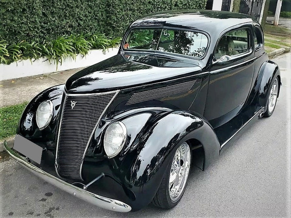 Ford Coupe 1937 Hot Rod