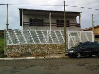 Sobrado Com 3 Dormitórios À Venda, 240 M² Por R$ 400.000,00 - Estação - Cafelândia/sp - So2055