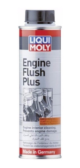 Liqui Moly Engine Flush - Limpiamotores Interno - Check Oil