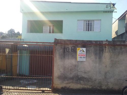Imagem 1 de 22 de Sobrado Residencial À Venda, Mirante, Arujá - So0227. - So0227