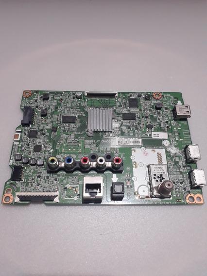 Placa Principal Tv Lg 32lj550m Eax67148704[1.0] (of. Do Dia)
