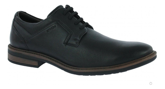 Sapato Ferracini Em Couro - 4446-574g