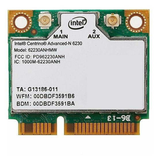 62230anhmw Intel Wifi Wireless Dual Band + Bluetooth P/ Dell Vostro 1015 L511x 3450 3750 Inspiron N4120 N4110 N7110