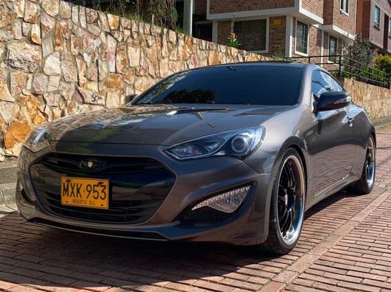 Hyundai Genesis 2013 2.0 Coupe
