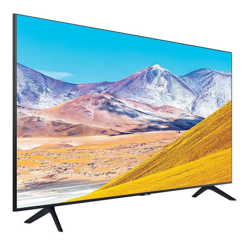 Imagen 1 de 8 de Smart Tv 4k 75 Pulgadas Samsung Un75tu8000 Crystal Hdr Cuota