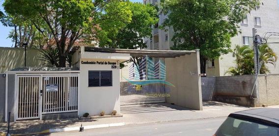 Apartamento Com 2 Dormitórios À Venda, 51 M² Por R$ 219.000,00 - Jardim Santa Izabel - Hortolândia/sp - Ap0298
