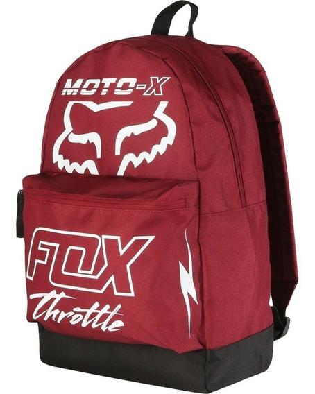 Mochila Fox Throttle Maniac