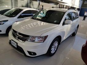 Dodge Journey Sxt 2.4l 7 Pasajeros Plus 2014 Seminuevos