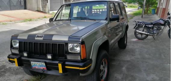 Jeep Cherokee Country