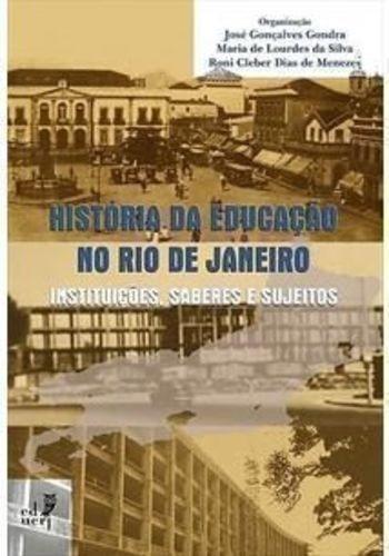 História Da Educação No Rio De Janeiro