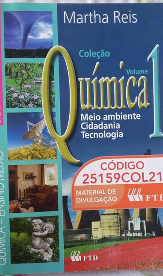 Química Volume 1 Martha Reis Manual Do Professor