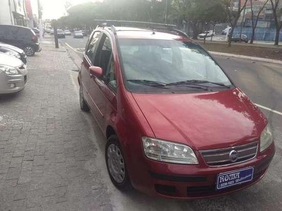 Fiat Idea 1.4 Flex Elx Completo 12x 1.878,cartão