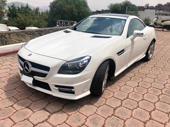 Mercedes-benz Clase Slk 1.8 200 Cgi Mt 2016