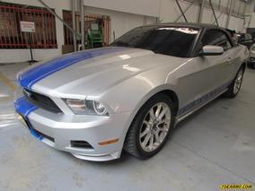 Ford Mustang Convertible At 4000cc 2p