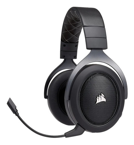 Auriculares Gamer Corsair Hs70 Pro Wireless Carbon Nickhard