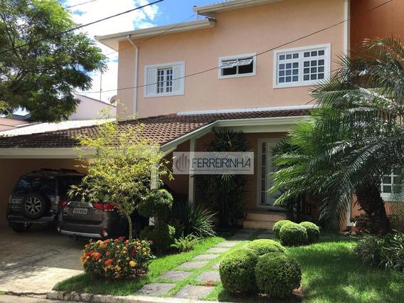 Linda Casa Para Venda No Condomínio Jardim Coleginho Em Jacareí - Ca1615