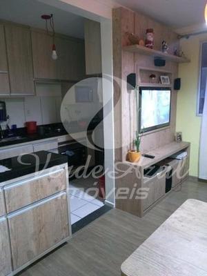Apartamento À Venda Em Loteamento Parque São Martinho - Ap004057