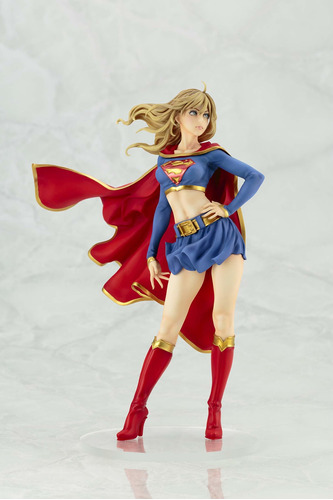 Kotobukiya Dc Comics Supergirl Devoluciones Bishoujo