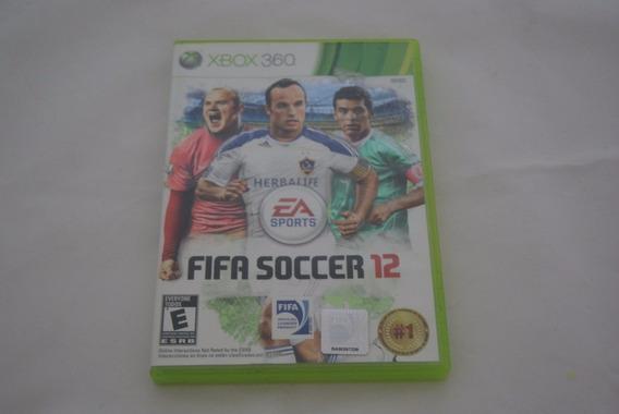 Jogo Xbox 360 - Fifa Soccer 12