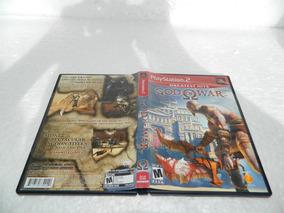 God Of War 1 Original Ps2 - Com A Caixa - Playstation 2
