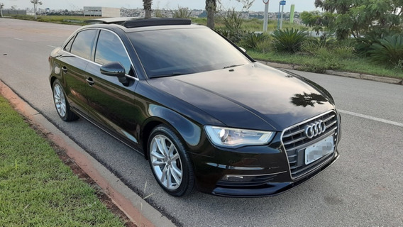 Audi A3 Sedan 1.8 Tfsi Com Teto Solar 2014