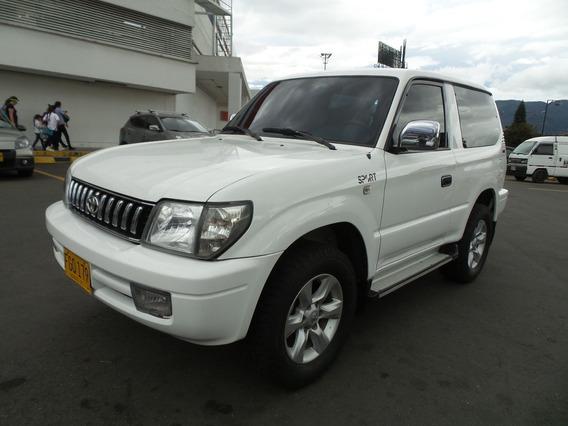 Toyota Prado Sumo Mt 2700cc 4x4