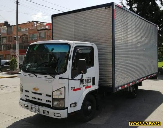 Furgon Chevrolet Nkr