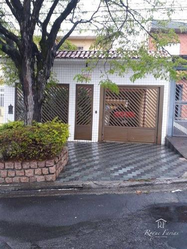 Sobrado Residencial À Venda, Bela Vista, Osasco. - So0574