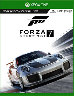 Forza Motorsport 7 Xbox One - Juego Fisico - Prophone