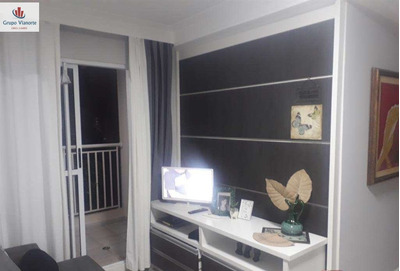 Apartamento A Venda No Bairro Vila Guilherme Em São Paulo - - Jv618-1