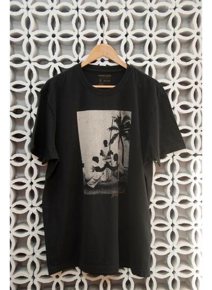 Camiseta Preta Capoeira