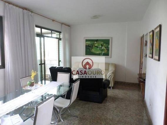 Apartamento Com 3 Quartos À Venda, 99 M² Por R$ 760.000 - Serra - Belo Horizonte/mg - Ap0963