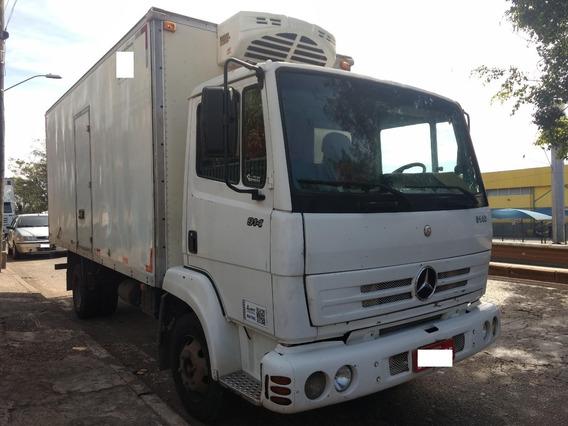 Mb 914c 99/99 Baú Refrigerado - R$ 70.000