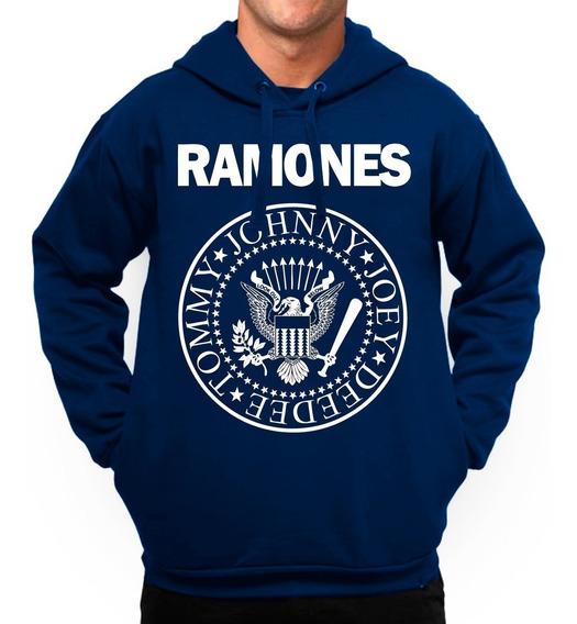 Blusa Moletom Ramones Camisa Rock Punk Bandas Moda Geek