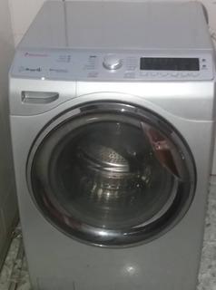 Lavadora Y Secadora Tecnología Inverter 24 Libras 220 V