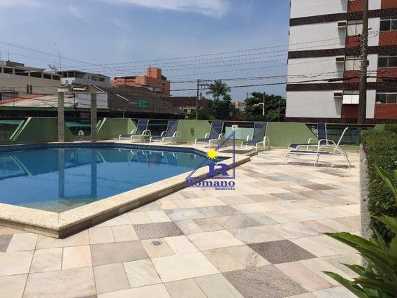 Apartamento Residencial Para Venda E Locação, Loteamento João Batista Julião, Guarujá. - Ap3076