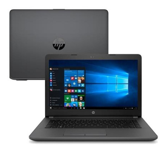 Notebook Hp 246 G6 Intel Core I3 7020u 4gb 500gb 14 Win 10