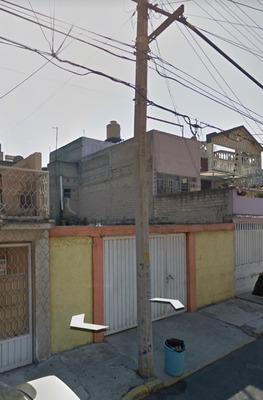 ¡remate Bancario! Casa En Gustavo A. Madero