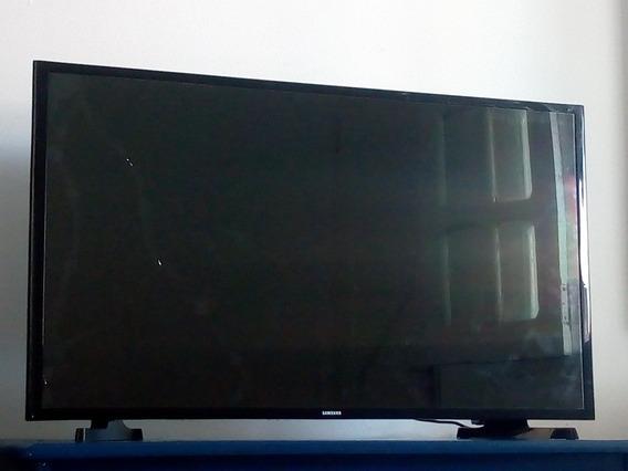 Televisão Samsung 40 Polegadas Display Queimado Mod:un40j520