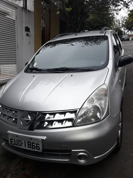 Nissan Livina 2012 1.6 Flex 5p Carro De Família