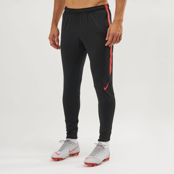 Pantalon Kp Squad Chupin Negro Y Rojo