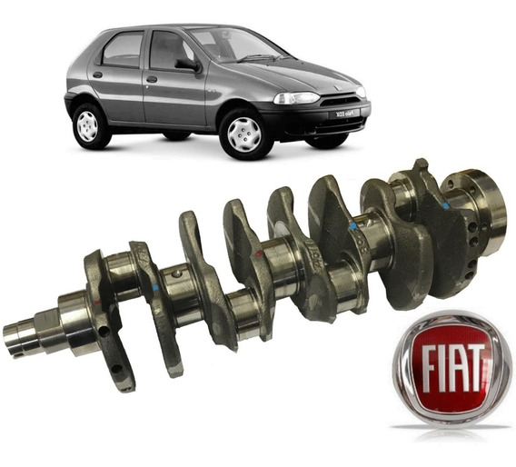 Virabrequim Novo Fiat Fire 1.0 Flex Uno Palio Mobi 46778915
