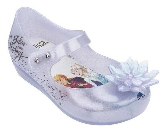 Sapatilha Mini Melissa Ultragirl + Frozen
