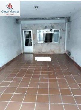 Casa A Venda No Bairro Limão Em São Paulo - Sp.  - 5065-1