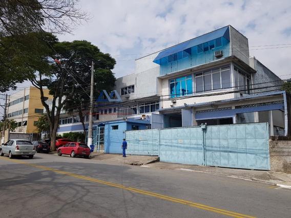 Galpão/pavilhão Para Alugar No Bairro Centro Em Diadema - - 3190-kz-2